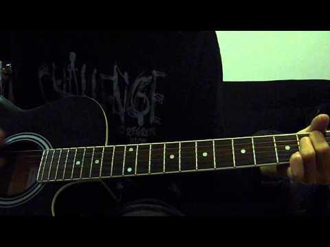 戴佩妮-你怎麼可以安心的睡著 Guitar Cover By Tai Kuo