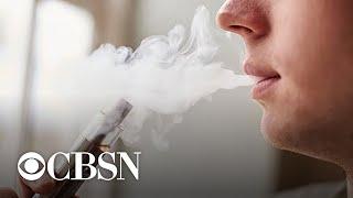 Funcionarios de salud de Nueva York votan para prohibir los cigarrillos electrónicos con sabor