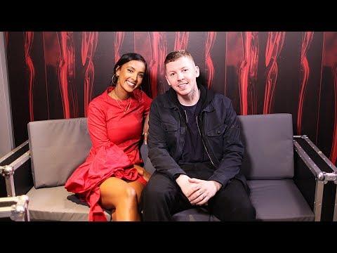 Professor Green Interview with Maya Jama   BRITs 2018