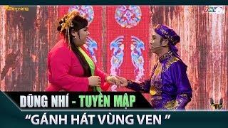 NSUT Hoài Linh trổ tài hát vọng cổ bằng giọng Bắc - Trung - Nam