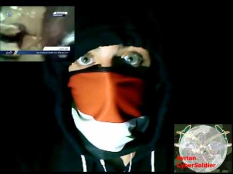 "\""Syrian CyberSoldier\"" on Syria"