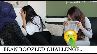 EXTREME BEAN BOOZLED CHALLENGE!!