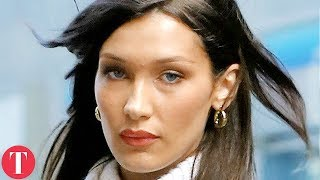 Inside The Unknown Life Of Bella Hadid