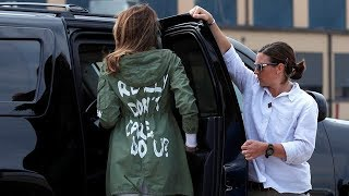 Americans counter Melania Trump with 'I Do Care' and raise thousands