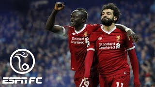 Liverpool draws Roma in Champions League semifinals | ESPN FC