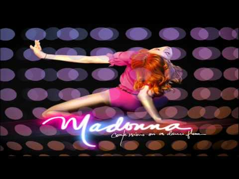 Madonna - Like It Or Not (Album Version)