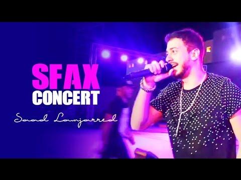 Saad Lamjarred -  Best of Sfax Concert ( live )  |  سعد لمجرد  - أقوى لحظات حفل  صفاقس