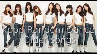 Kpop Random Dance (Older Songs) with countdown #2