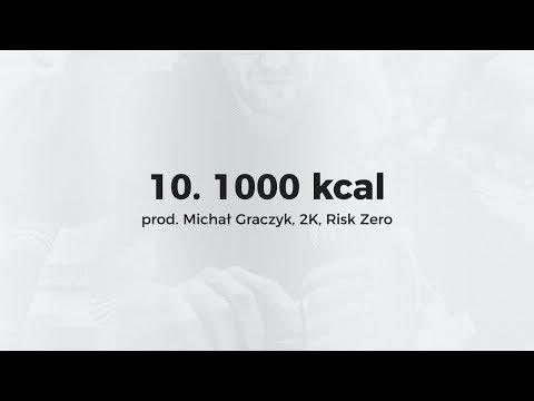 KęKę - 1000 kcal. prod. Michał Graczyk, 2K, Risk Zero