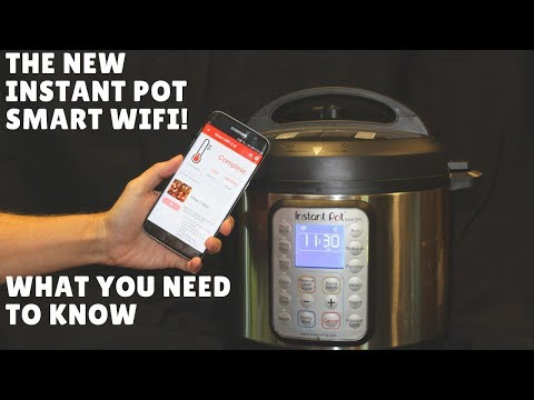 video Instant Pot Smart WiFi 6 Quart Multi-use Electric Pressure Full Review 🕵️