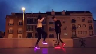 BEST SHUFFLE DANCE OF YOUTUBE !! #COUPLE #1