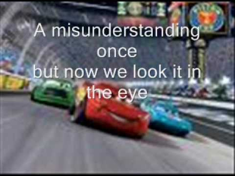 Baixar Rascal Flatts - Cars soundtrack - Life is a highway lyrics