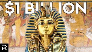 Inside King Tut's $1Billion Dollar Tomb