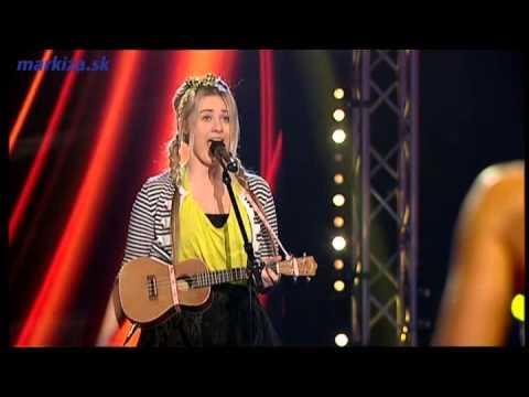 Baixar Hlas Česko Slovenska - Eliška Mrázová - Adele - Set Fire to the Rain