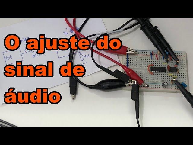 ADEQUANDO O SINAL DE ÁUDIO PARA O TDM | Conheça Eletrônica! #181