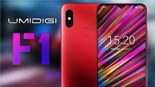 Video UMIDIGI F1 128 GB Rojo UvneyYPA3qY