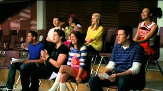 GLEE - Full Performance of ''Ice Ice Baby'' from ''Bad Reputation''