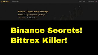 Binance Exchange Review | Better than Bittrex?