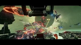 Eve: valkyrie disponible sur playstation vr :  bande-annonce