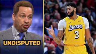 Broussard: AD follows in Kobe's footsteps & LeBron also stars as Lakers clinch top spot in the West