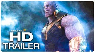 AVENGERS INFINITY WAR Soul Stone Final Battle Trailer (2018)