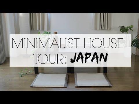 MINIMALIST HOUSE TOUR 3: JAPAN