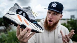 update: AFTER WEARING ADIDAS YEEZY 700 BOOST WAVE RUNNER FOR 1 MONTH STRAIGHT!