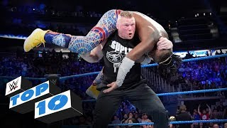Top 10 SmackDown LIVE moments: WWE Top 10, September 17, 2019
