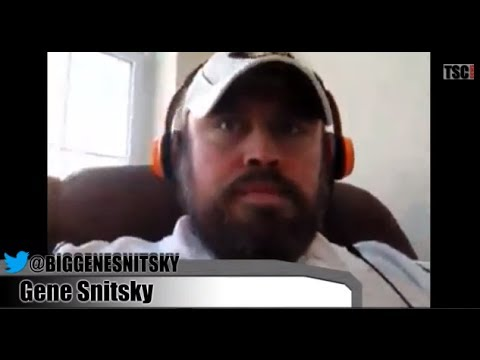 Where Are They Now? Former WWE Star Gene Snitsky - Smashpipe Sports