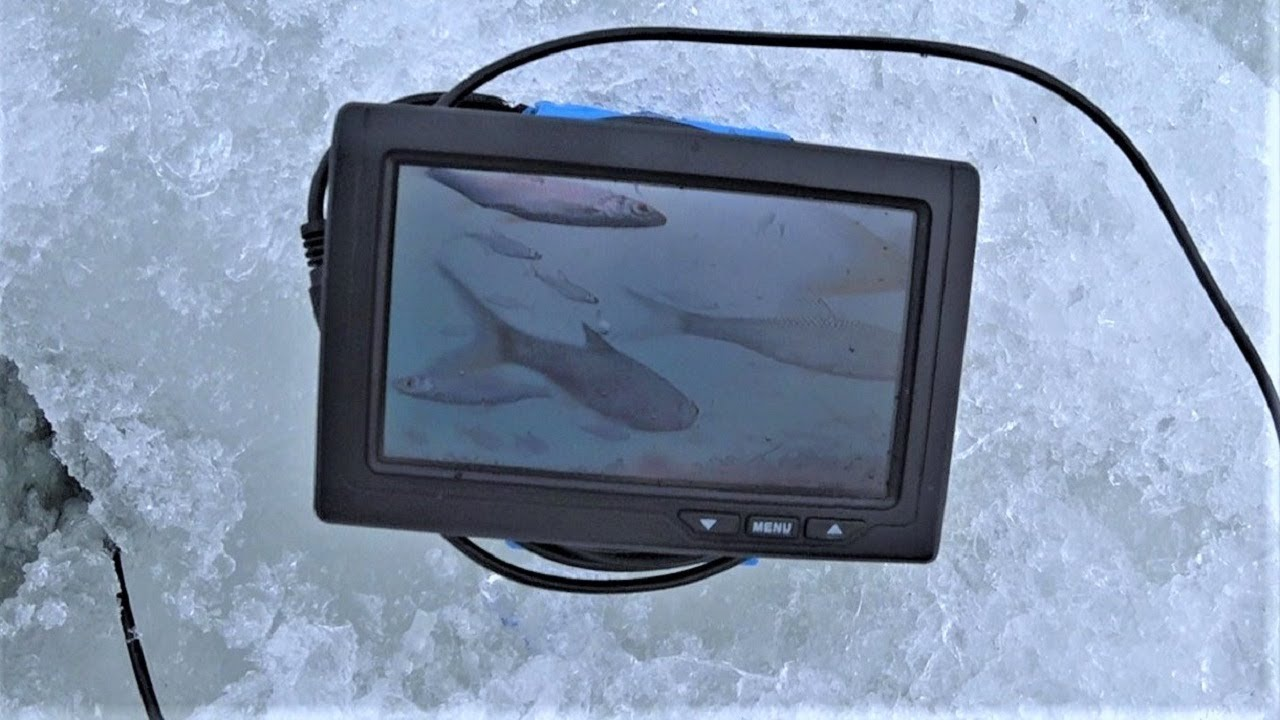 Зимняя камера на рыбалку