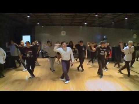 PSY - DADDY(feat. CL of 2NE1) Dance