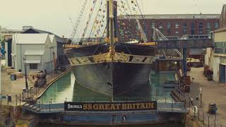 Discover the ship that changed the world; Brunel's SS Great Britain