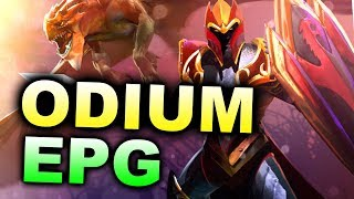 ODIUM vs EPG - NEW LIL STACK DEBUT! - KUALA LUMPUR MAJOR DOTA 2