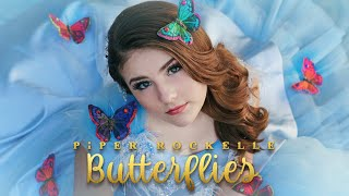 Piper Rockelle - Butterflies (Official Music Video) **TRUE LOVE**🦋🦋🦋