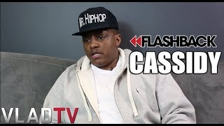 Cassidy on Giving R. Kelly Guns at MSG Amid Kelly's Beef with Jay Z (Flashback)
