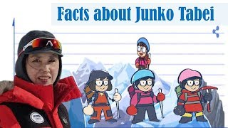 Junko Tabei - 5 Facts about Japanese first woman mount everest climbers