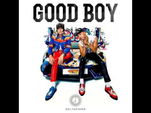 GD X TAEYANG - 'GOOD BOY' (OFFICIAL INSTRUMENTAL)