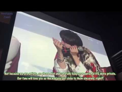 150919 Super Camp Member Reaction When They Hear Their Own Audio Recording [Eng Sub]