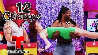 12 Hearts💕: Body Builder Special! | Full Episode | Telemundo English