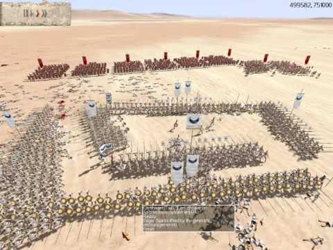 Raptor Vs Lion of Sparta /  Rome Vs Carthage