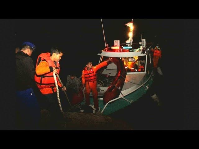 印尼渡輪船難 至少1死60餘人失蹤