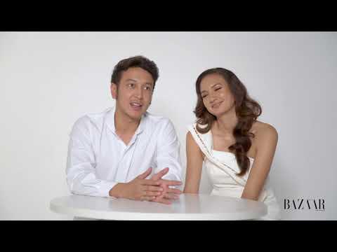 Exclusive: Cerita Pernikahan Nadine Chandrawinata dan Dimas Anggara di Harper's Bazaar Indonesia