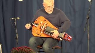 Andrey Vinogradov (hurdy-gurdy) - Andrey Vinogradov plays Razvrastanata/Devoiko Mari Hubava at Croatia fest