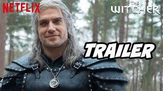 The Witcher Season 2 Teaser Trailer Netflix 2021 - Wild Hunt First Look Breakdown and Easter Eggs