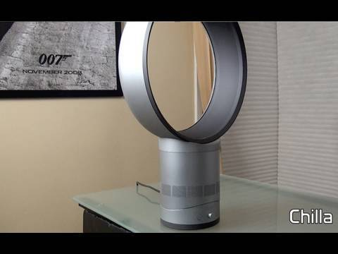 dyson air multiplier bladeless fan review youtube. Black Bedroom Furniture Sets. Home Design Ideas