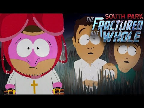 THE TRUE ORIGIN STORY OF TITHEAD PANTIFACE | South Park: The Fractured But Whole [END]