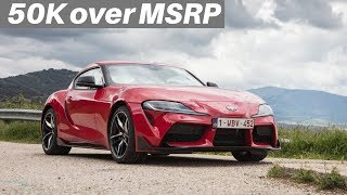 The Reality of Buying the 2020 Toyota Supra