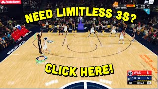 The FASTEST Way To Get Your 30 LIMITLESS 3S In MyCAREER | NBA 2K19