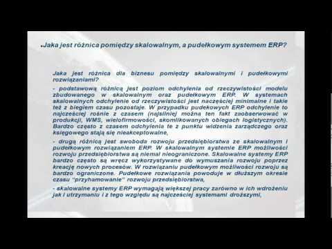 Skalowalne vs pudełkowe systemy ERP - część 1