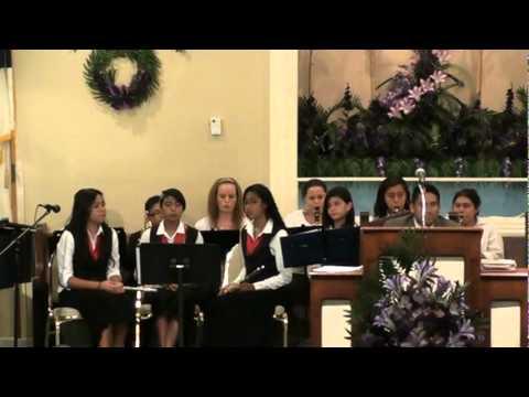 Orquesta Iglesia Bautista Colonial - Regosijate En El